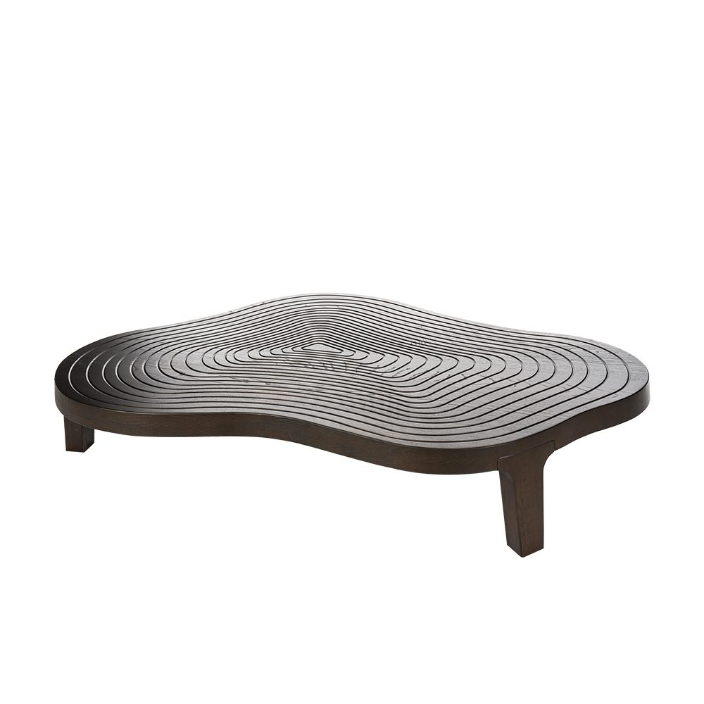 Rozel Premium Pairings Centre Coffee Wood Table Living Room
