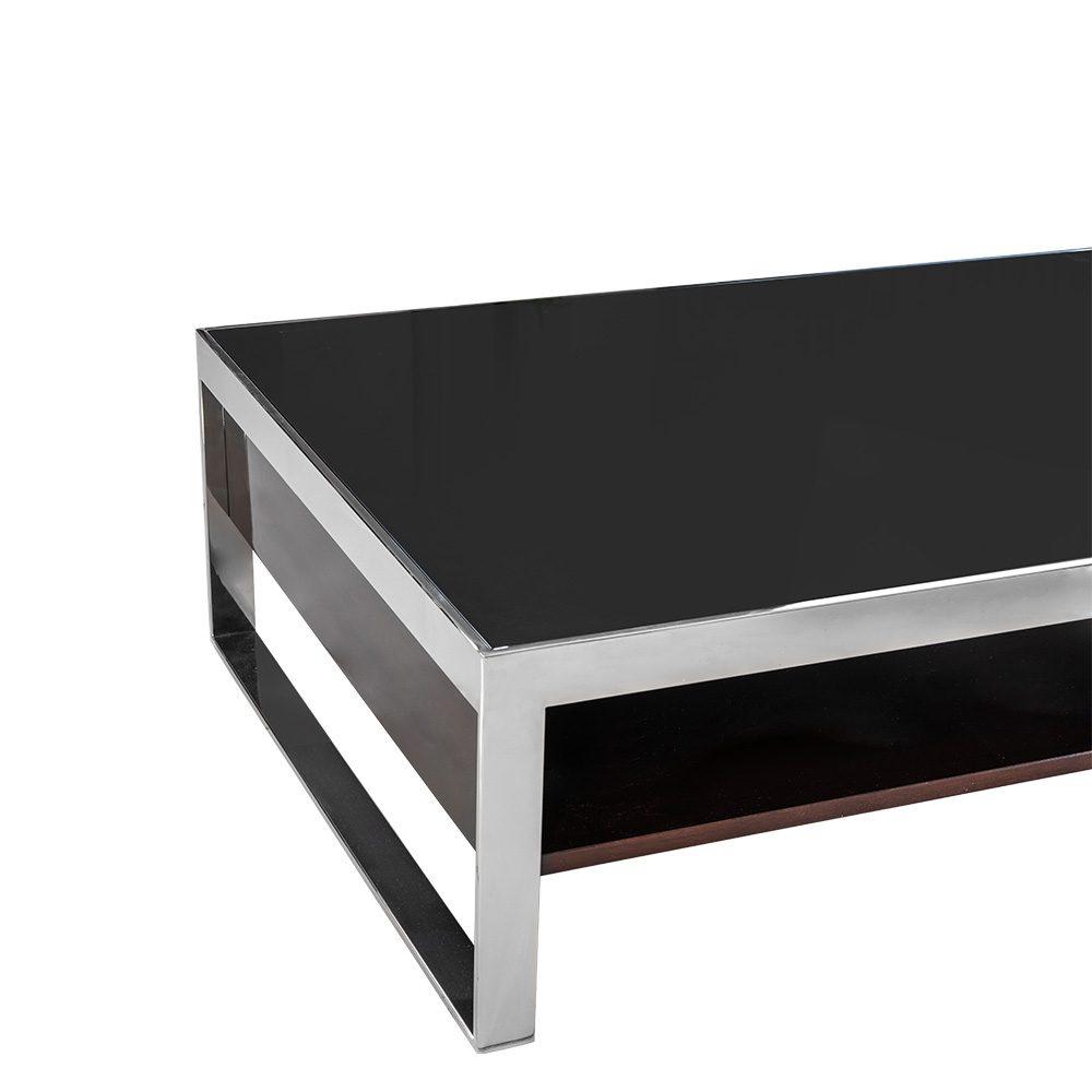 Rozel Premium Pairings Center Black Lacquer Table Top