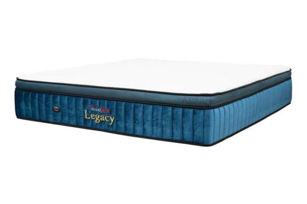 Rozel Maxiflex Legacy bedroom mattress Lyocell Vital Latex